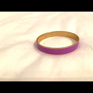 Jcrew Bright Purple Bangle